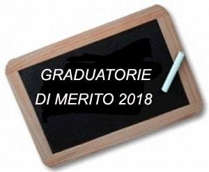 Graduatorie di Merito 2018